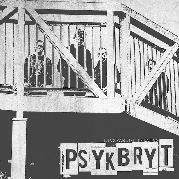 LP - Psykbryt - Livsfarlig Ledning €15