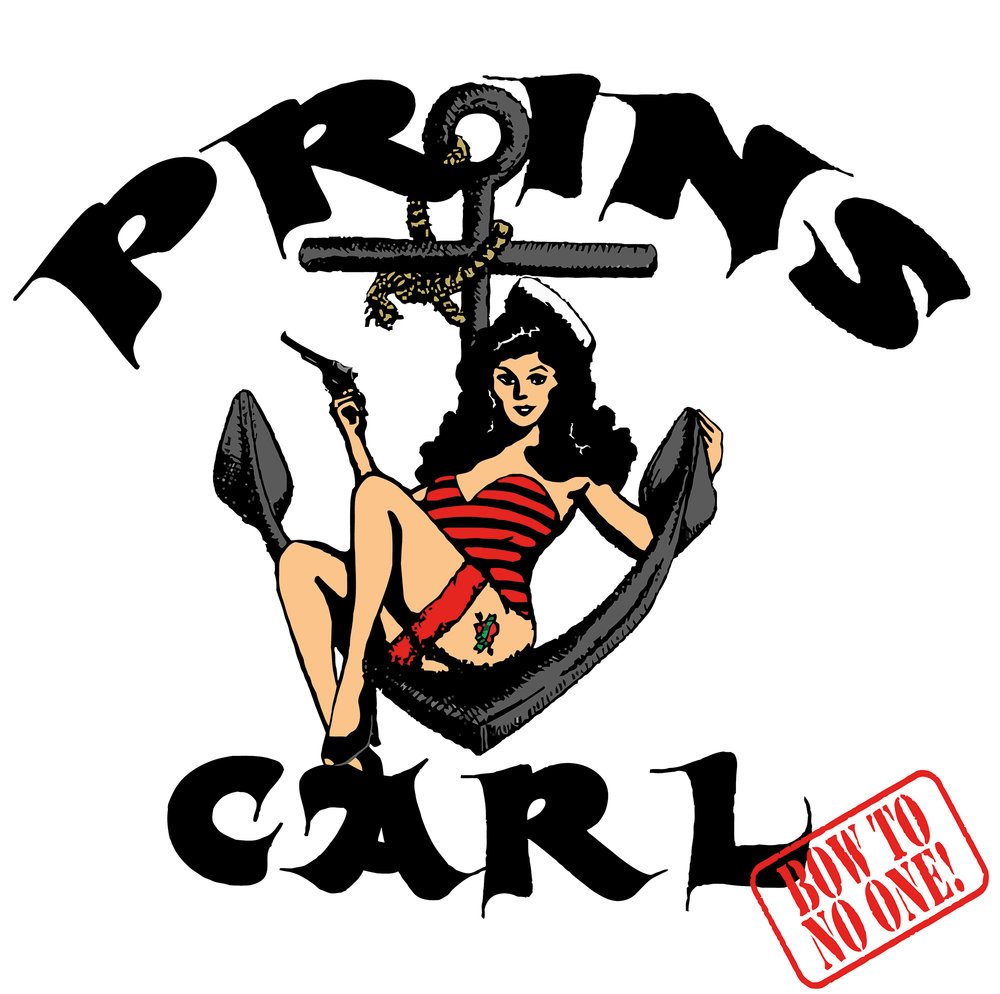 LP - Prins Carl - Bow To No One €15