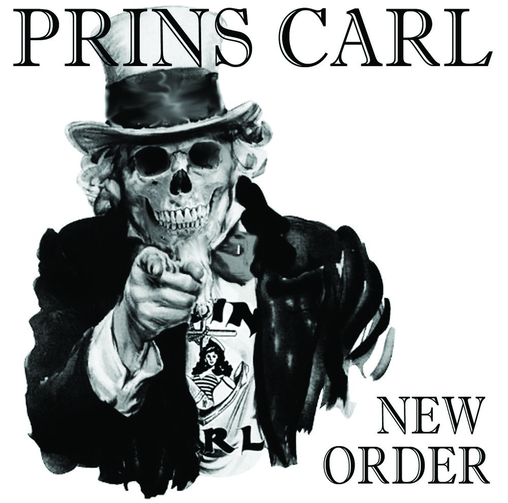 CD - Prins Carl - New Order €4