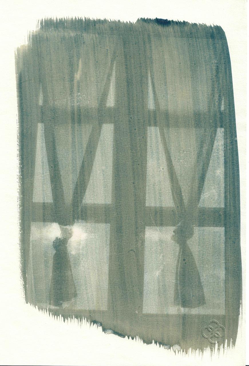 《窗外》纸本蓝晒 29x17cm 2007年 小图1.jpg