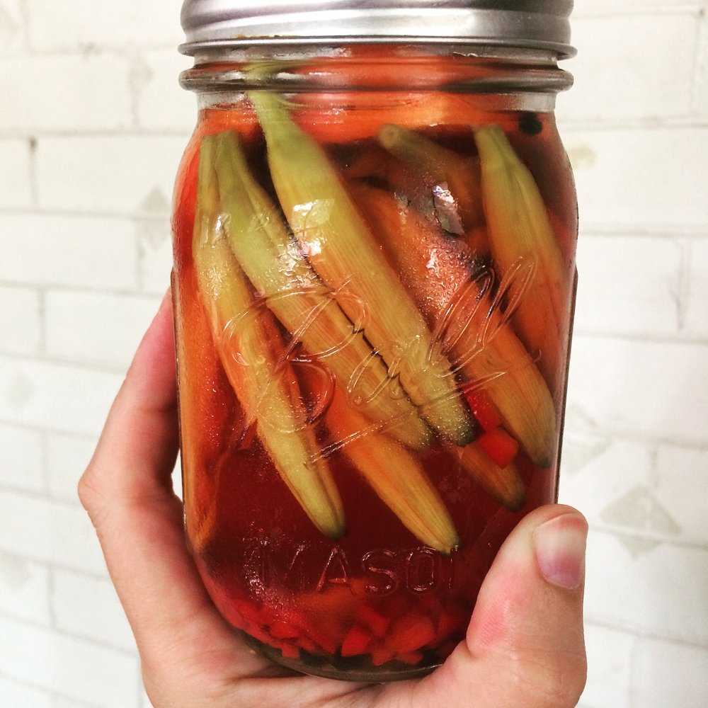 Daylily Pickles