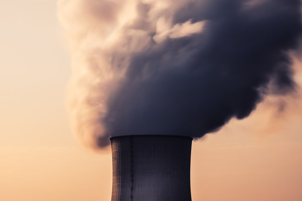 Radioactive waste remains dangerous for around 10,000 years.