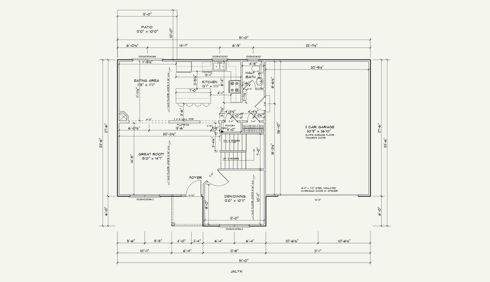 Jayln Floor Plan