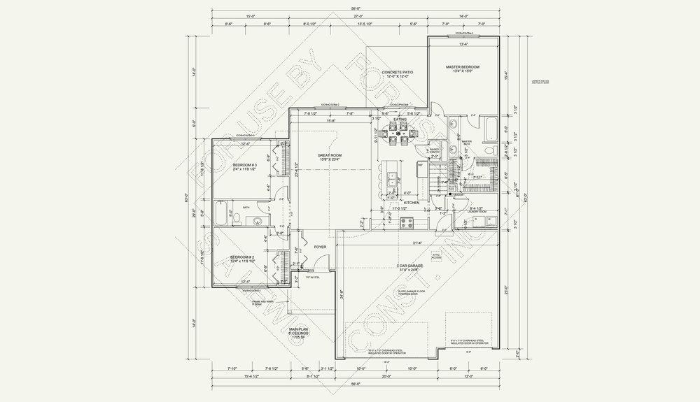 Presley Floor Plan