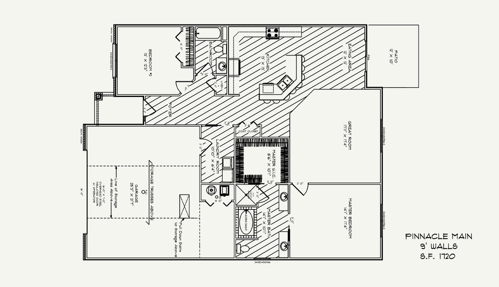 Pinnacle Floorplan