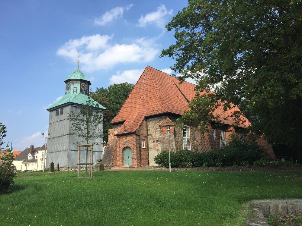 Kirken i Visselhövede
