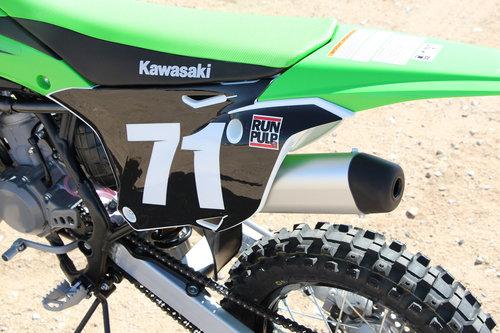 2017 Kawasaki KX85 — Keefer Inc  Testing