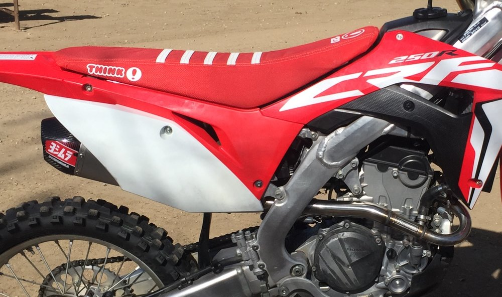 Yoshimura Rs 9t Full Stainless System 2018 Honda Crf250r Keefer