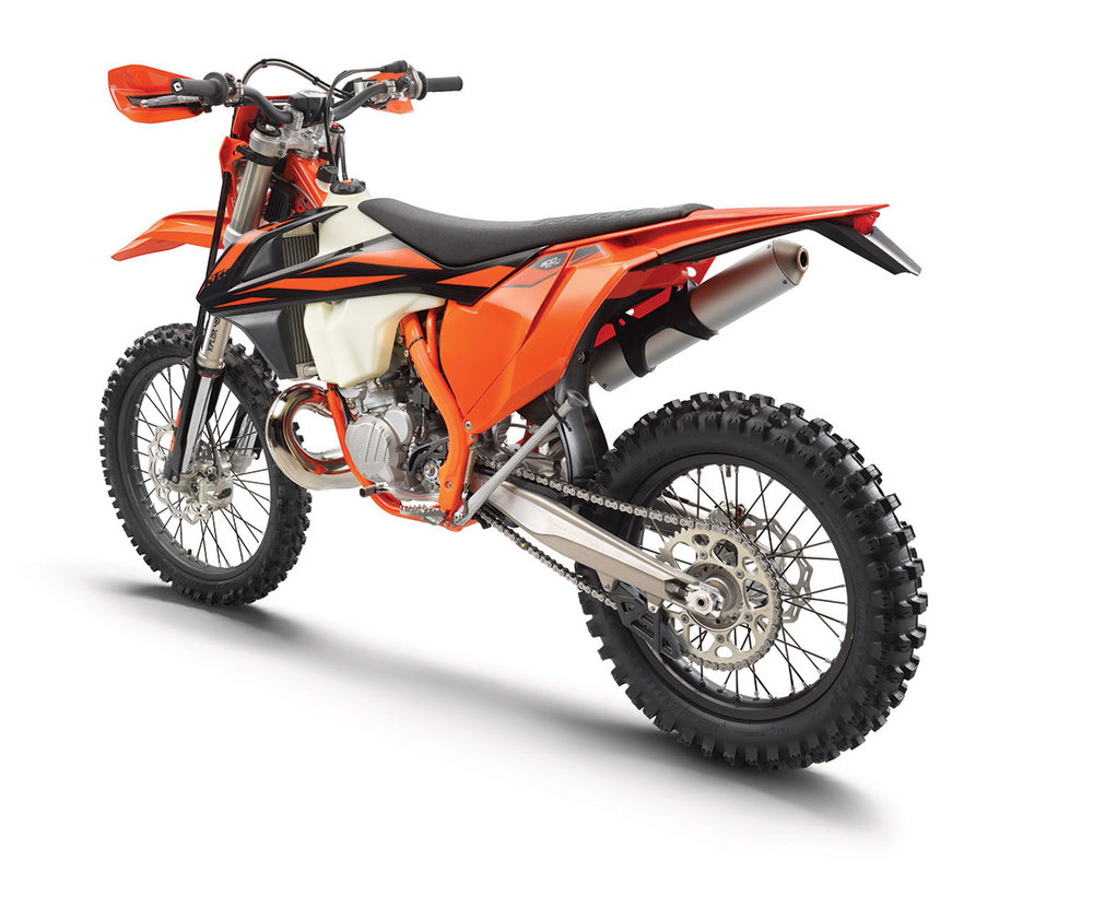 2019 Ktm Off Road Motorcycles First Look Keefer Inc Testing Tubular Body Guard Frame Honda Beat Street Oil Pump