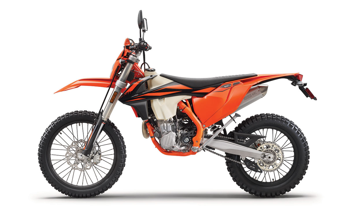 2019 Ktm Off Road Motorcycles First Look Keefer Inc Testing Tubular Body Guard Frame Honda Beat Street 226259 500 Exc F Usa My Studio