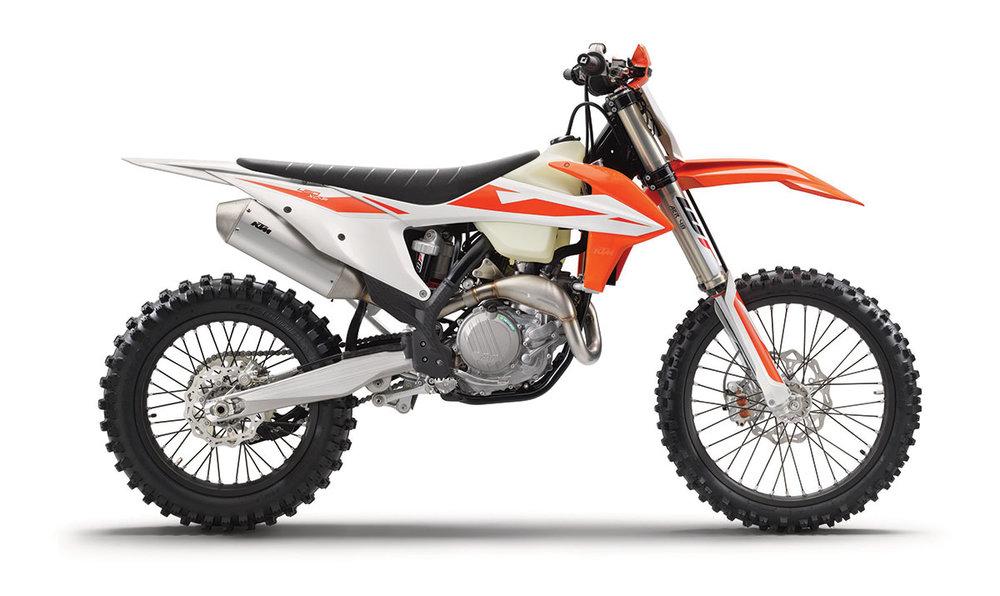 2019 KTM 450 XC-F -