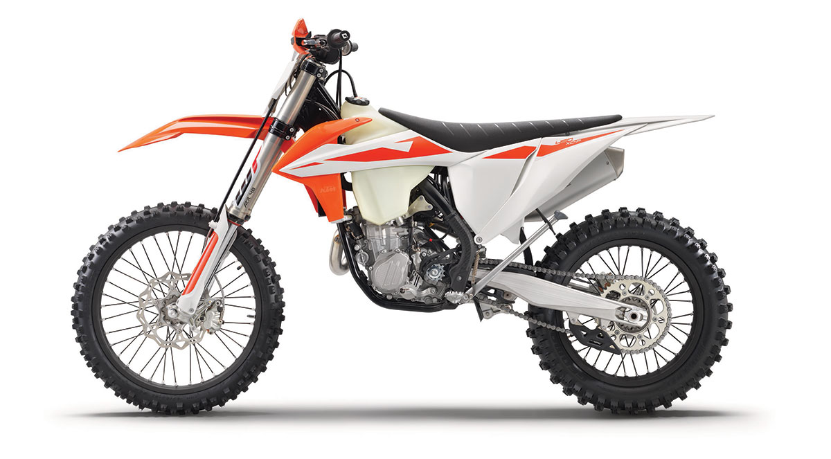 2019 Ktm Off Road Motorcycles First Look Keefer Inc Testing Tubular Body Guard Frame Honda Beat Street 229277 450 Xc F Usa Le 90de My19