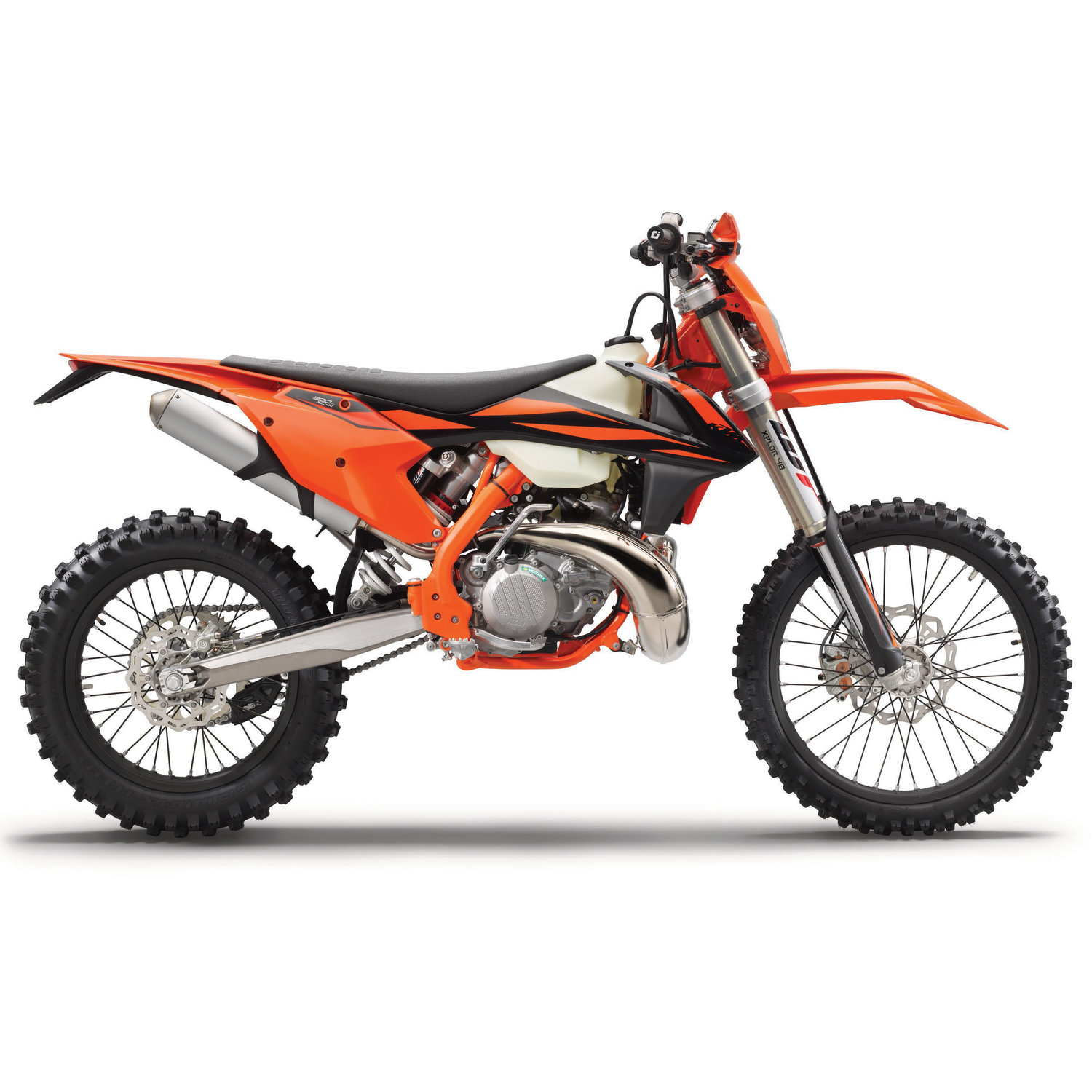 2019 KTM Off-Road Motorcycles First Look