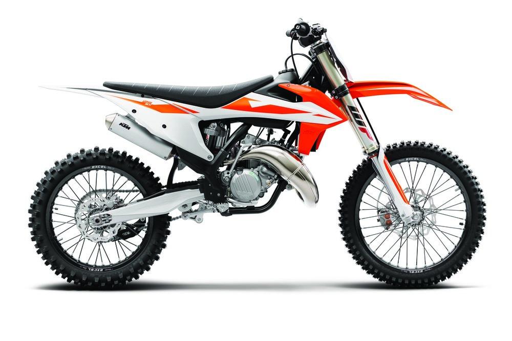 2019 KTM 125 SX -