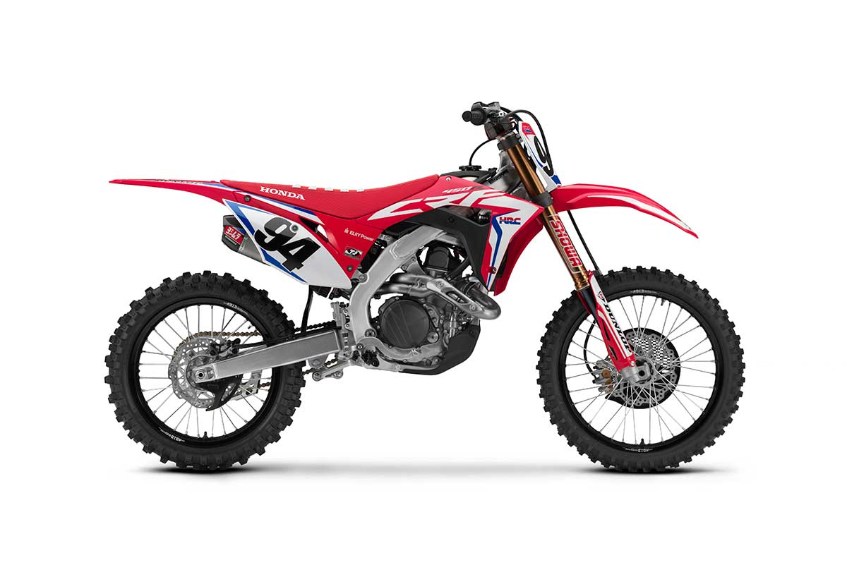 Honda Reveals New Model Motocross Off Road Motorcycles For 2019