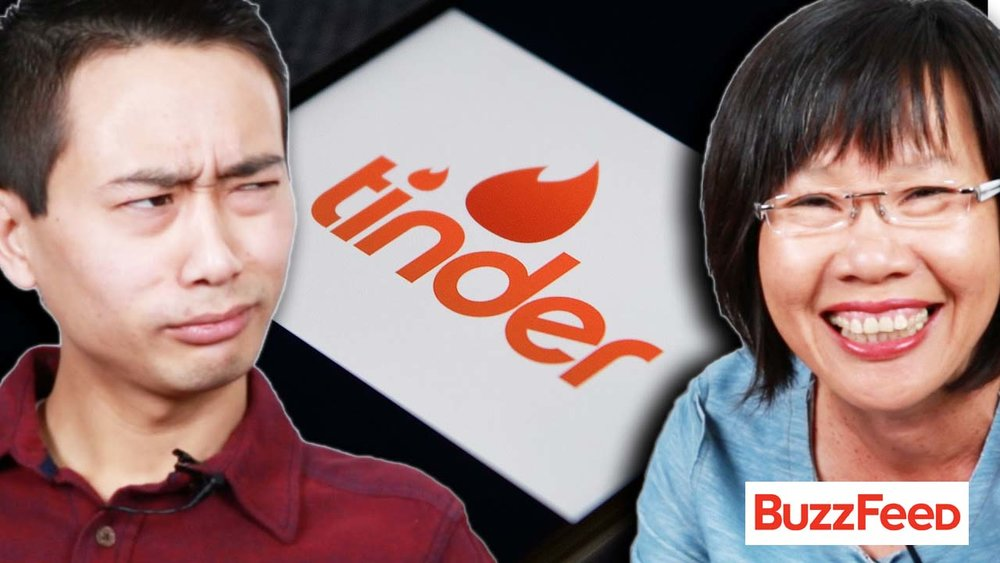 BUZZFEED: PARENTS TAKE OVER TINDR