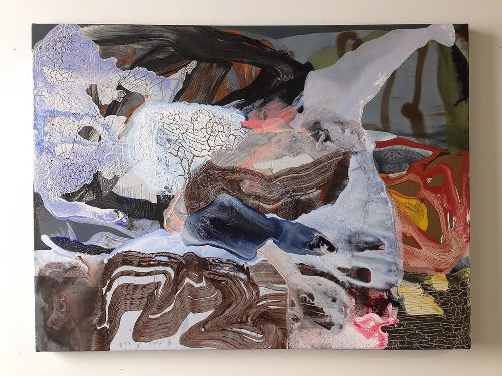 Zachary Keeting - The Sea Seemed Fixed, Sleeked at the Surface, Cooked and Set in the Smelter's Mould