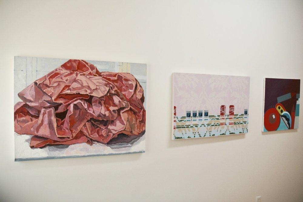 Patrick Neal, Emilie Selden, Peter Schenck