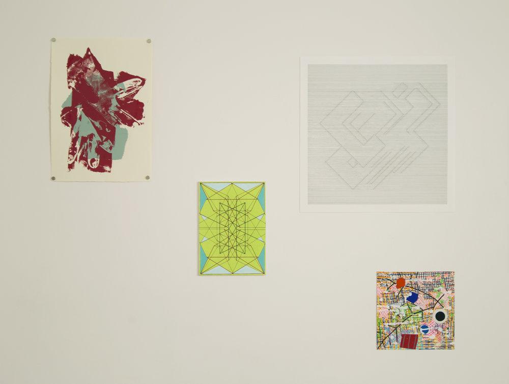 Aiko Hachisuka / George Barber (2 pieces) / Chie Fueki (bottom)