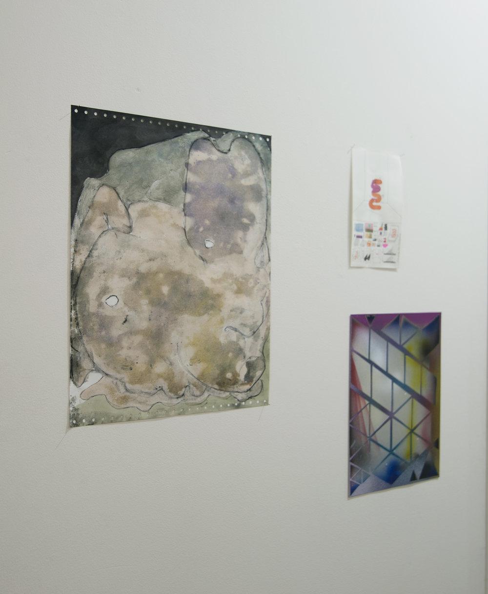 Dominik Steiner / Yuri Masnyj (top) / Jay Davis (bottom)