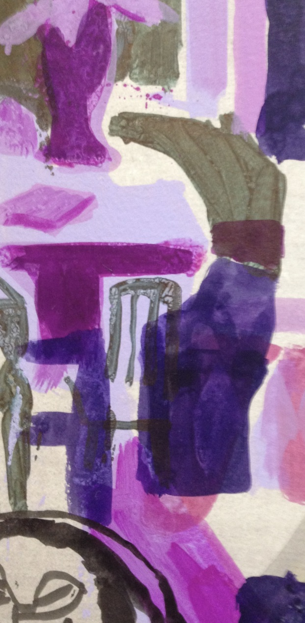 Allison Gildersleeve: Untitled (detail)