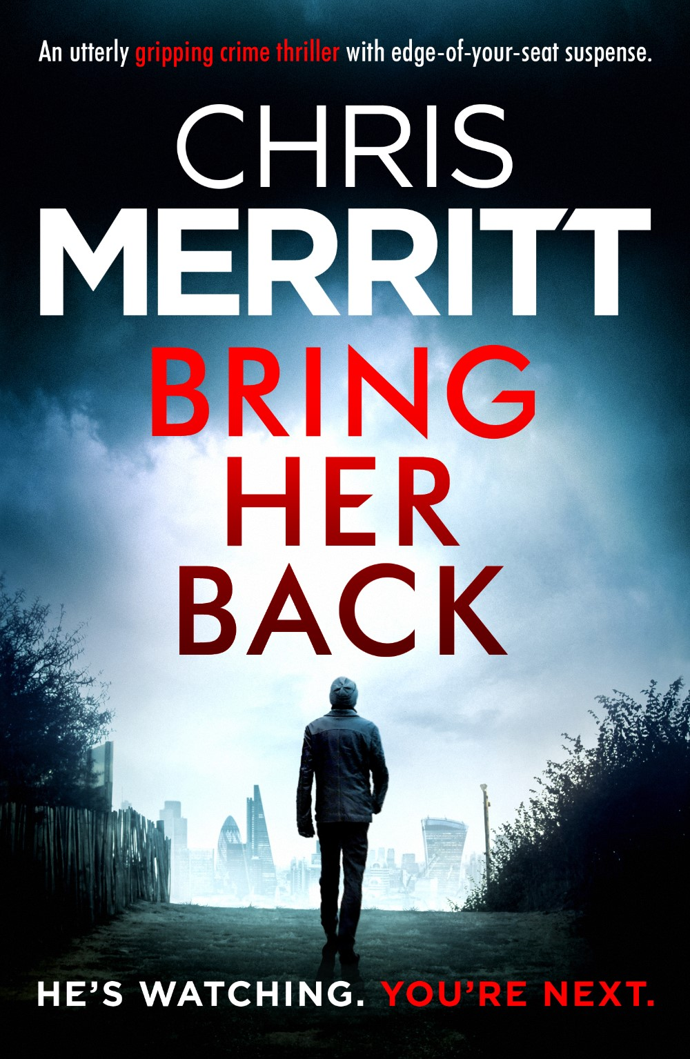 BRING HER BACK - Debut novel out 21st March 2018How far would you go to avenge the murder of someone you love? Detective Inspector Zac Boateng of London's Met Police still grieves for his daughter Amelia, whose killer was never caught.Five years after her death, Boateng investigates the brutal murder of a Police informant. Granted access to the Met's secret archives, he discovers a new lead on Amelia.When Boateng learns that his colleagues may have obstructed the inquiry into her death, he sets out alone to find her killer.Meanwhile the informant's murderer is hunting his next victim, and Boateng must solve both crimes before anyone else dies...Get your ebook or print copy here:UK http://amzn.to/2BIuBtN US http://amzn.to/2CeVczx iStore: https://tinyurl.com/yca5626e