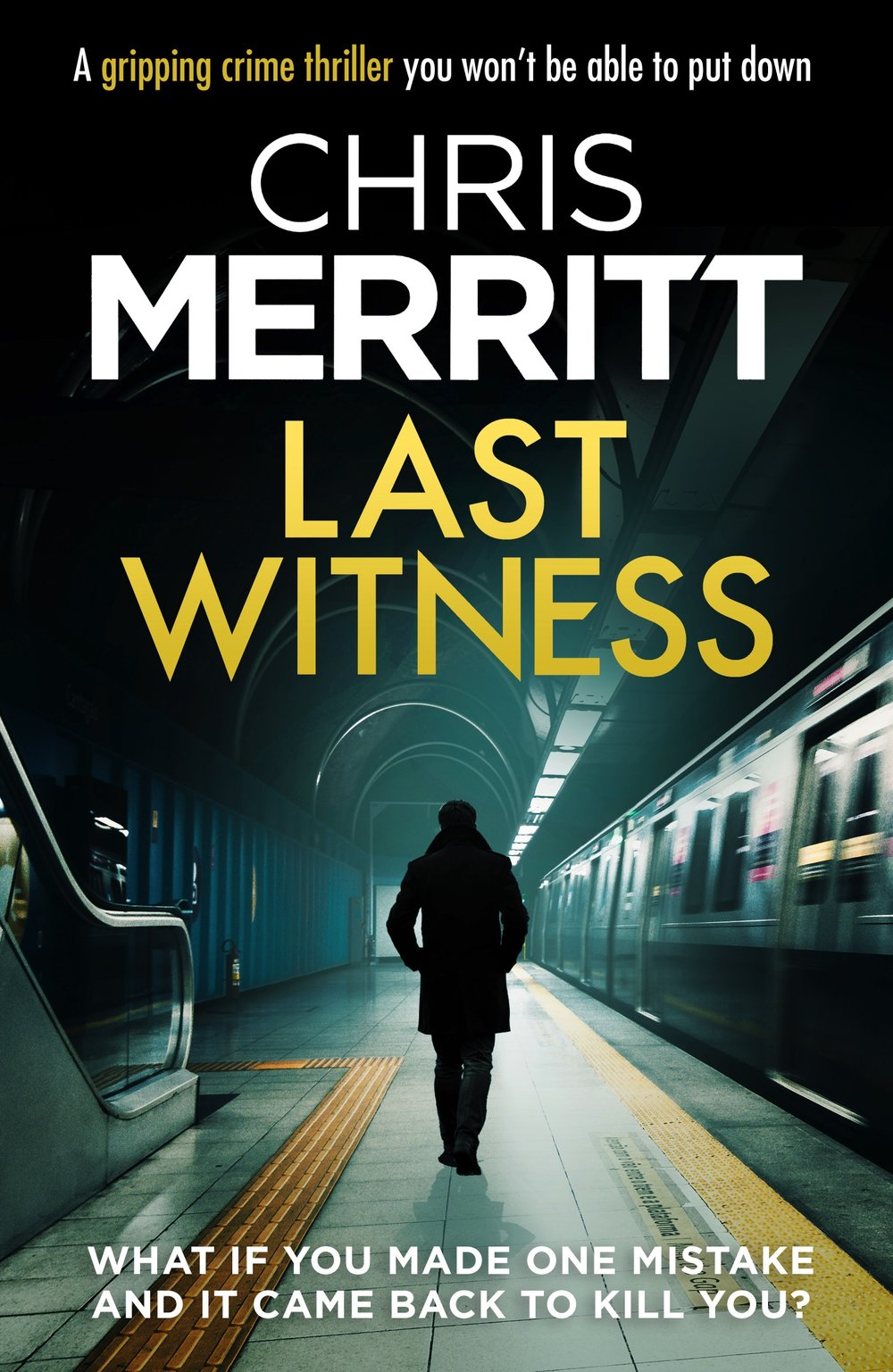 LAST WITNESS - DI Zac Boateng 2: out 24th July 2018What if you made one mistake and it came back to kill you?Detective Zac Boateng's old friend, Troy McEwen, is found dead in his home. The official verdict is suicide. But Boateng believes it was murder. And he thinks he might be next on the killer's list.If Troy didn't take his own life, then who did? As he investigates, Boateng discovers a link to an incident from decades earlier. Mistakes were made that day. Lives were lost and secrets kept. Until now...As more people who were there on that fateful day are found dead, Boateng knows that the killer is closing in on him... Available for pre-order on ebook:mybook.to/LWSocial