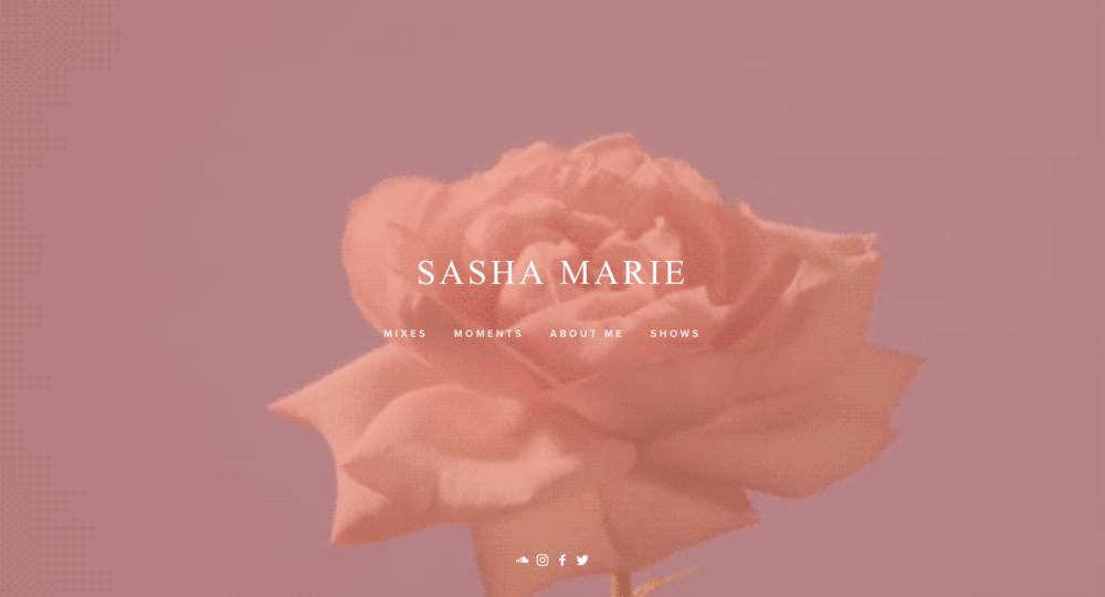 Sasha Marie     Visit Site