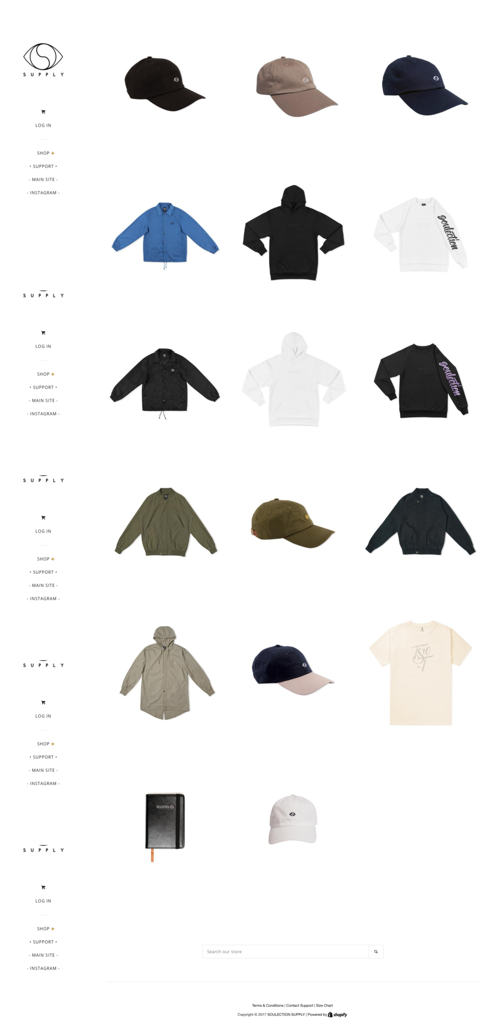 Soulection Supply     Visit Site
