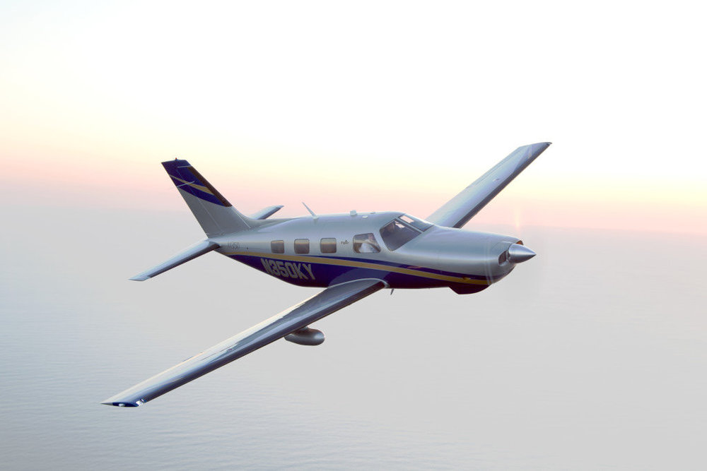 Piper M350 / Malibu<strong>Cabin Class Comfort</strong>