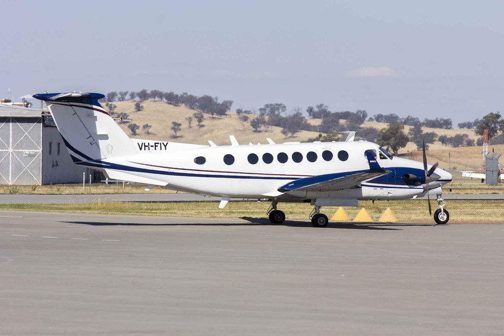 King Air 350<strong>The Workhorse</strong>