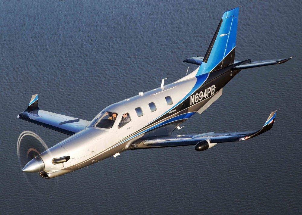 TBM 700-900<strong>Executive Comfort, Jet Speeds</strong>