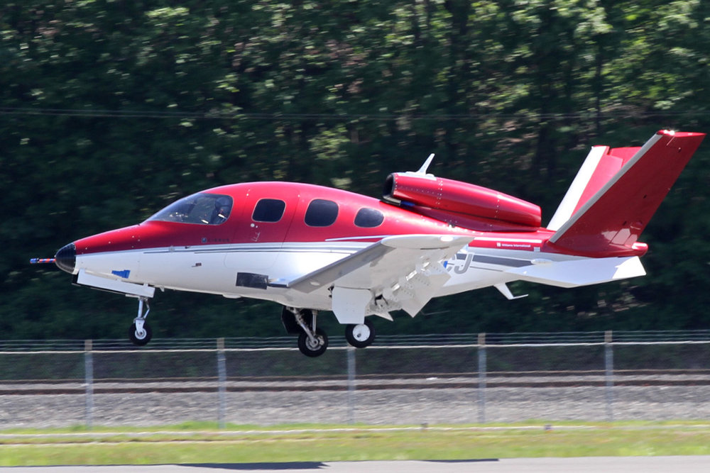 Cirrus Vision Jet<strong></strong>