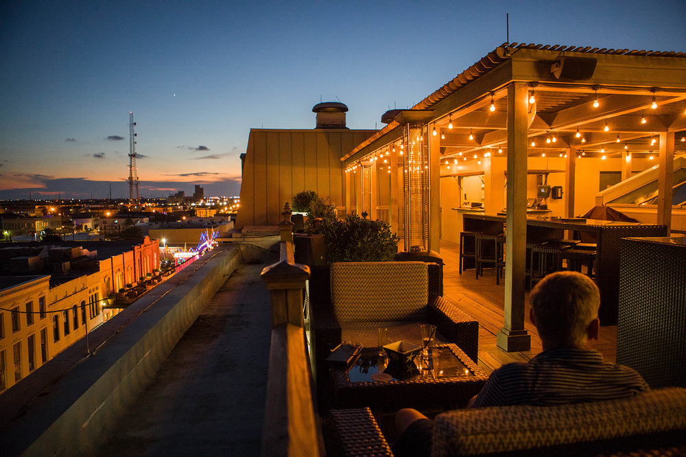 Tremont Rooftop Bar
