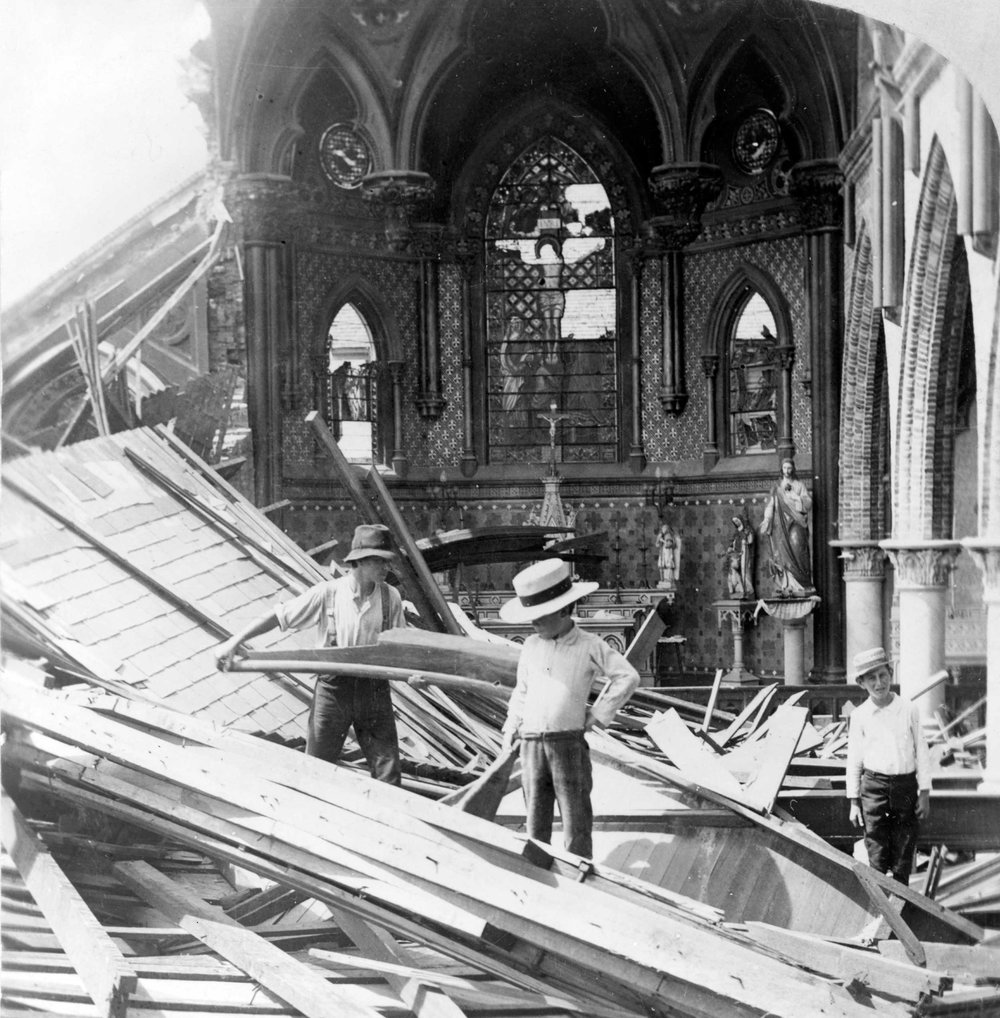St_Patrick's_Church,_Galveston_hurricane,_1900.jpg