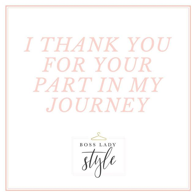 Coming off Thanksgiving, I'm still basking in how grateful 🙏🏽I am to work with such incredible women who are literally changing lives! ❤️💕 ____  Throughout my life, there have been experiences that when I look back happened for exactly ✔️the right reason, exactly at ✔️the right time, with ✔️the right circumstances. _____  Clothes are no different. There are certain items of clothes that served you, served a purpose, enhanced your life in some way, but there comes a time when their purpose ends. They no longer represent the updated version of you, they no longer fit, they no longer bring joy to your journey. And it becomes time to thank them for the part they played in your journey and 🌸part with them in gratitude. ____  Here's an interesting scientific thing, when there are multiple visual stimuli within close proximity to each other, they are all competing for neural representation. Simply put - a closet full of things that doesn't suit you or that 🤔doesn't go with anything is taking up precious mind space, mind space that you'd rather be using taking over the business world that 💥I KNOW💥you'll be taking over.  ____  So that's why we want to curate our closets for what truly brings us 🌟joy and serves our unique personal style & brand. ____  My favorite way to do this? Boss Lady, Marie Kondo, queen of decluttering, has a fantastic exercise that I follow for my clients.  ____  Start by pulling everything out of your closet and get at it section by section. Tops, bottoms, dresses, etc. Address each section by section and keep only the items that 💕bring you joy. The items that no longer serve you, put them in a donation pile and give them a 🙏🏽blessing. Thank them for the purpose that they served on your journey, and wish them well with their 🌈new journey.  ____  Many of my clients say this is their favorite part. There's a feeling of completion and peace for acknowledging the valuable steps that got you to where you are today and there's a sense of renewal about the fu