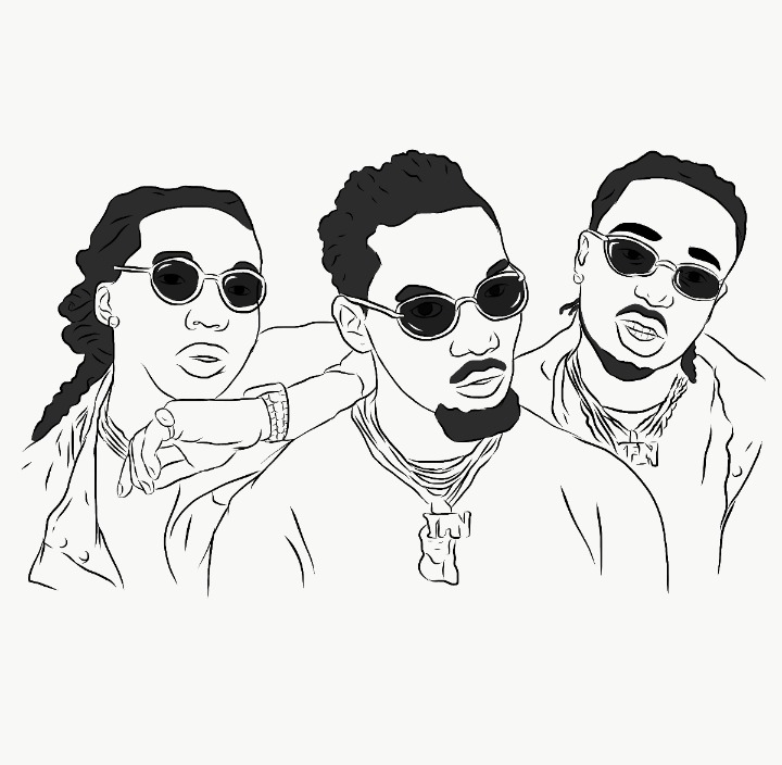 Migos Drawing on turn signal switch wiring diagram