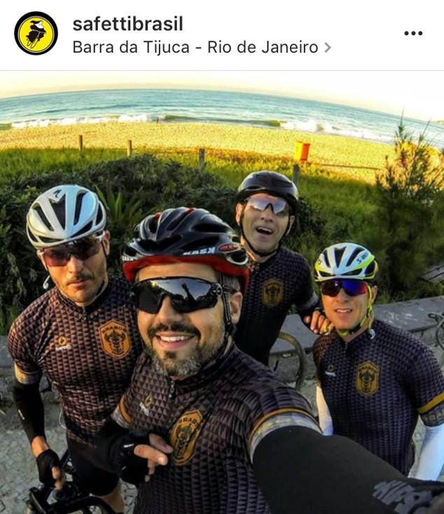 @brabus cycling team - Rio de Janeiro
