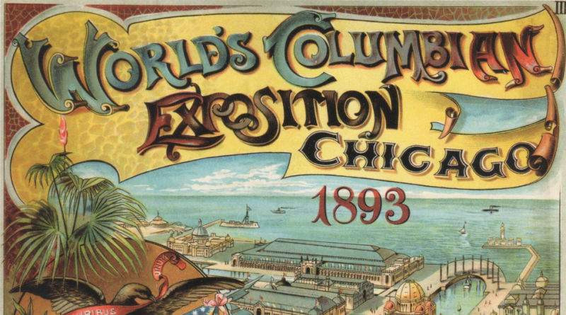 World's Fair Columbian Exposition 1893