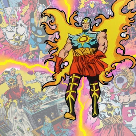 - Here is Air-Walker. He is ridiculous... and also a Herald of Galactus.