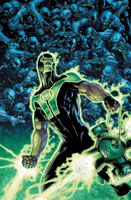Green Lantern Simon Baz -