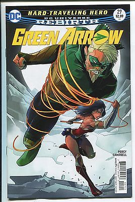 Heath's Pick - Green Arrow #27 (By: Benjamin Percy / Artist: Jamal Campbell