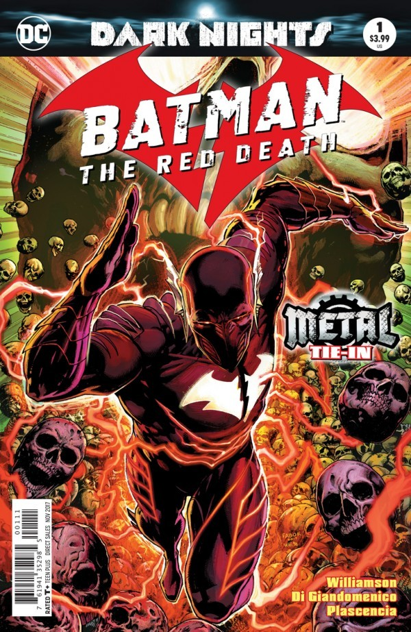 A.T.'s Pick - Batman: The Red Death (By: Joshua Williamson / Artist: Carmine Di Giandomenico)