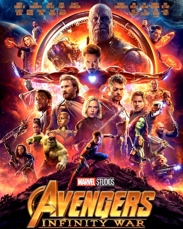 - ***WARNING! THIS EP CONTAINS INFINITY WAR SPOILERS!*** Paul and A.T. sit down to give their reactions and theories for Avengers: Infinity War!