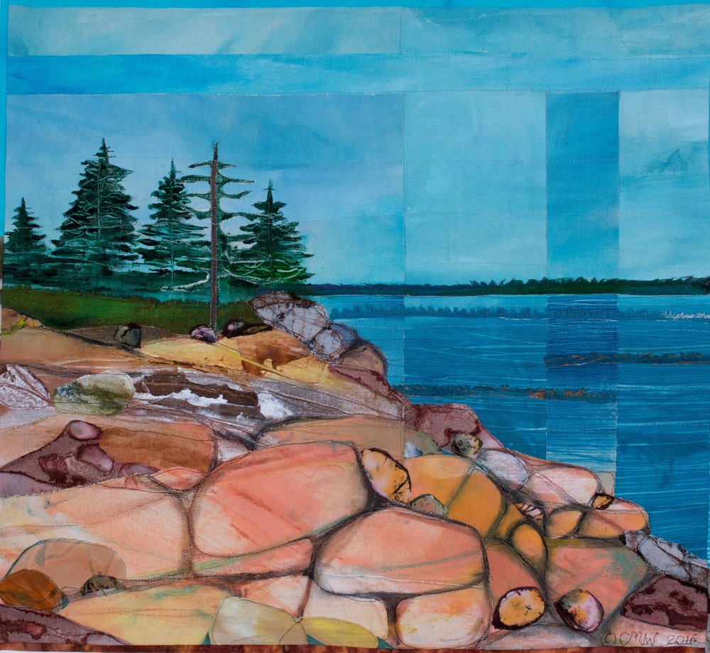 Acadia - Rocks