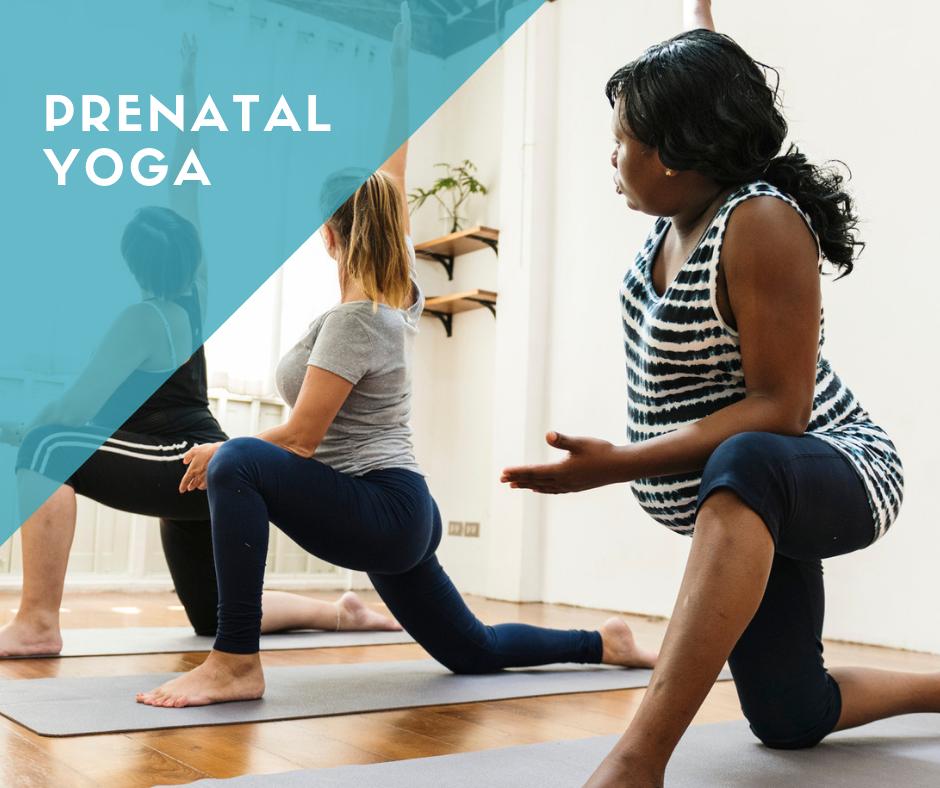 Detroit Prenatal Yoga -