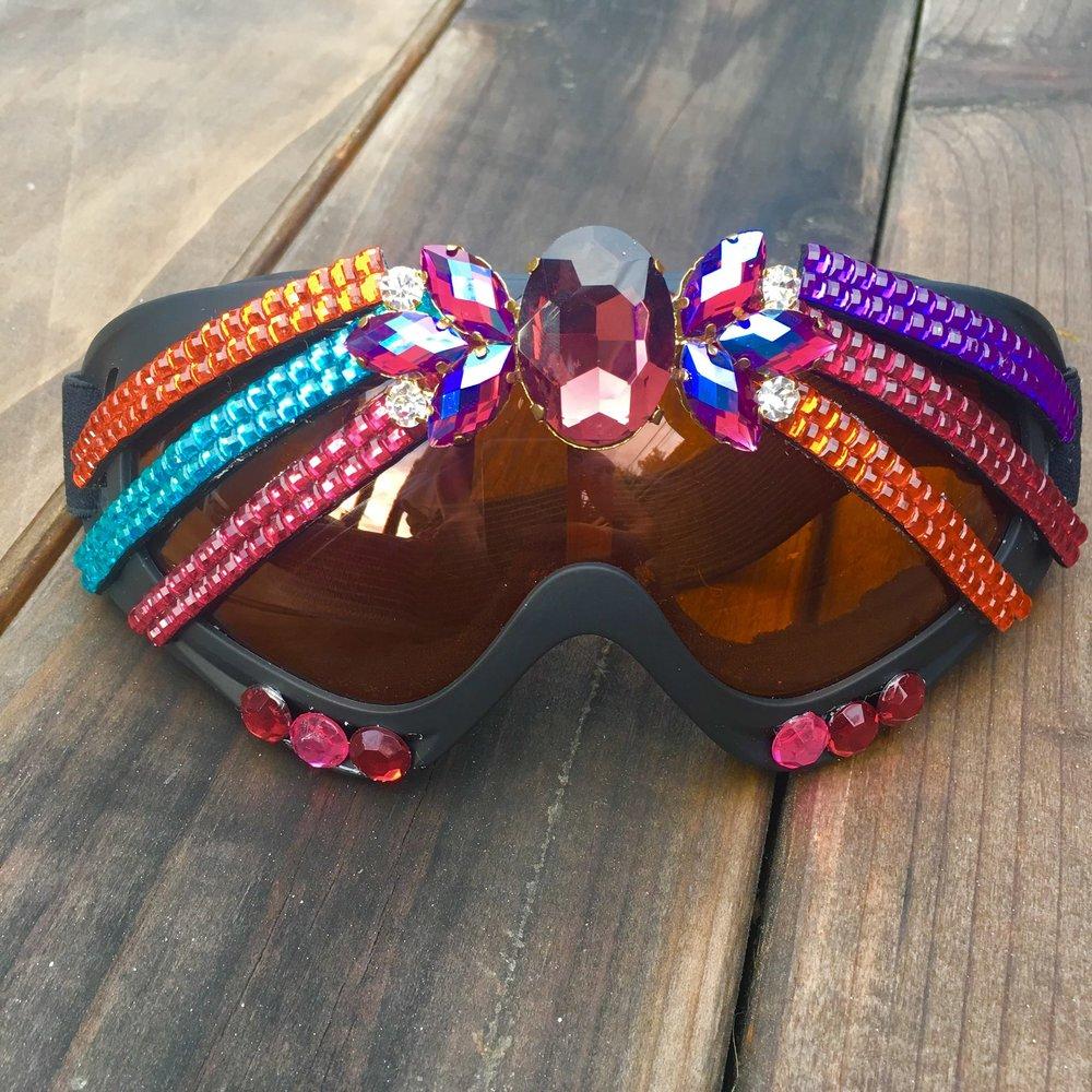 Goggles for Burning Man