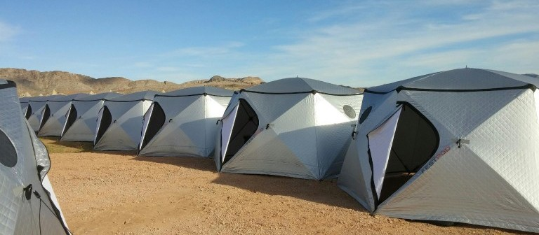 Playa Guide Veteran Burners Review Shift Pod Tents & Playa Guide: Veteran Burners Review Shift Pod Tents u2014 Dusty Depot