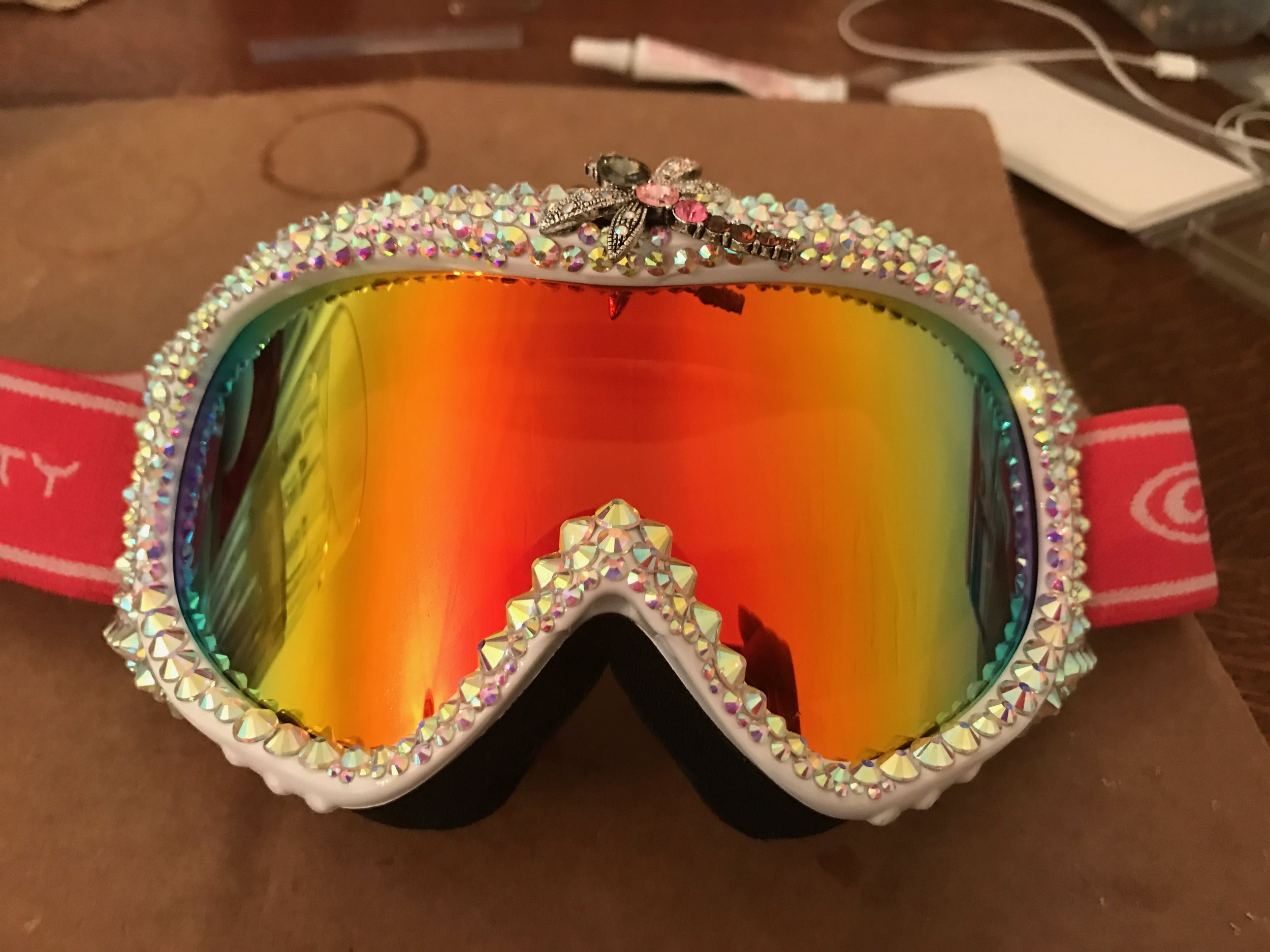 7252a17bcd Dusty DIY  How to Customize Your Goggles for The Burn — Dusty Depot