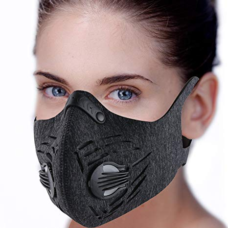 Burning Man Dust Mask